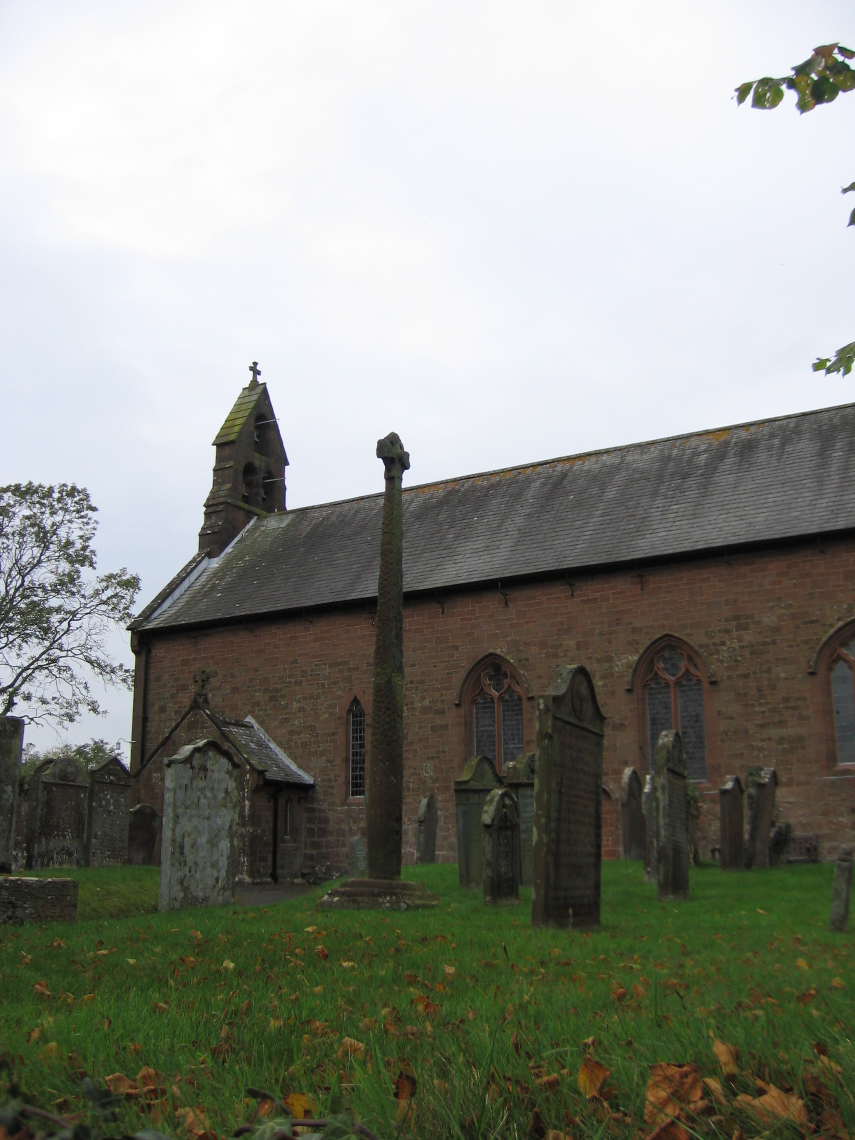 St. Mary's church in Gosforth