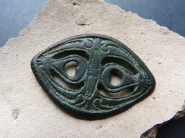 viking brooch