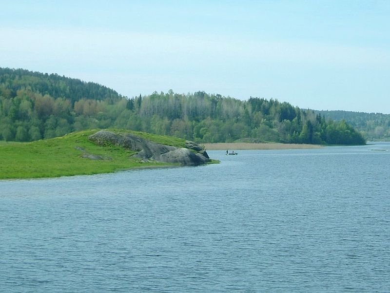 Lake Ladoga - northern shore