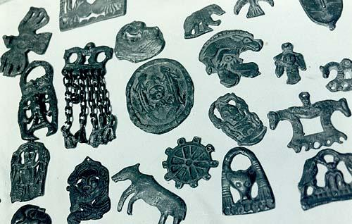 Perm animal style artefacts
