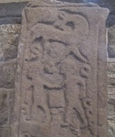 DAcre church viking cross fragment 2