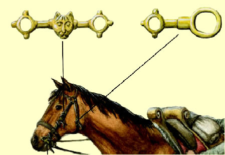 horse harness strap distributor